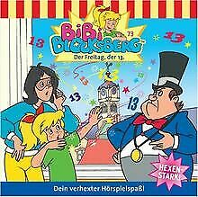 Bibi Blocksberg - Folge 73: Freitag, der 13. von Bi... | CD | Zustand akzeptabel
