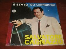 SALVATORE CAGNAZZO - E' STATU NU CAPRICCIU  STARTER RECORD LP 104  LP