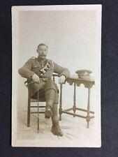 Vintage Postcard: Military RP #M216: Royal Field Artillery