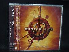 MISTER KITE All In Time JAPAN CD Silver Mountain Freak Kitchen Bad Habit