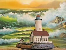 "Lighthouses- ""New Dungeness Light"" Washington #261 -Harbour Lights 2001"