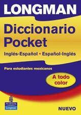Longman Diccionario Pocket, Ingles-Espanol, Espanol-Ingles: Para estudiantes mex