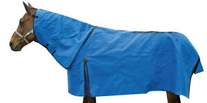 Unlined Canvas Combo, 18oz Ripstop Canvas Horse Rug