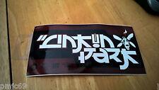 "LINKIN PARK ~ STICKER ~ DECAL ~ 3"" x 6"" ~ 2002 ~ BAND ~ SKATEBOARD ~ LAPTOP"