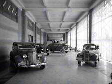 Vintage photo transport voiture showroom lusitana ford poster art print BB12416B
