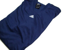 Adidas Basketball 100% Polyester Navy Blue T Shirt Small New