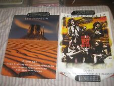 LED ZEPPELIN-(how the west was won)-1 POSTER-2 SIDED-18X24 INCHES-NMINT!!!!