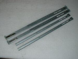 HP ProLiant DL360 G6/G7 Server Rail Kit 1U 364998-001 365002-002 Inside/Outside