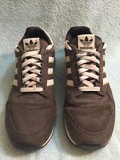 new concept 6420b 45749 Adidas ZX 500 Trefoil Mens Retro Shoes Sage Cream US 9.5 UK 9 EU 43.5 Rare
