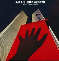 Allan Holdsworth Velvet Darkness (2017) Neuauflage Remastered CD Neu / Verpackt