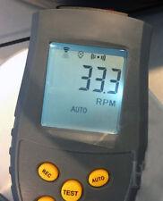Tonearm Turntables Digital tachometer RPM Laser Speed Meter Tempered Cartridge