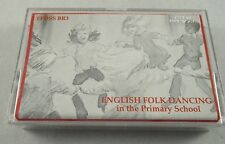 English Folk Dancing In The Primary School - Cassette - Rare - 1992