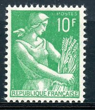 TIMBRE FRANCE NEUF N° 1115A ** TYPE MOISSONNEUSE