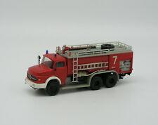 Feuerwehr-Modell: MB LAK 2624 Flugplatztanklöschfahrzeug (Preiser) ,1:87