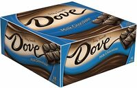 Dove Silky Smooth Bar, Milk Chocolate 18 ea (Pack of 2)