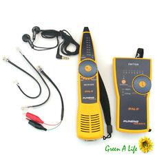 PUNENG PN-F Wire Tracker Toner Probe Network Cable Tester Fluke Style RJ11 RJ45
