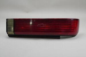 1987 - 1990 CHEVROLET CORSICA TAIL LIGHT BRAKE STOP LAMP REAR LEFT 16505851 OEM