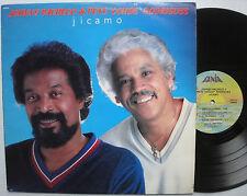 JOHNNY PACHECO & PETE CONDE RODRIGUEZ Jicamo FANIA LP