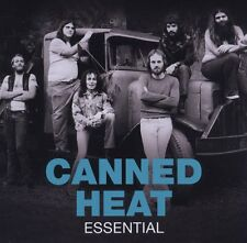 CANNED HEAT: ESSENTIAL CD THE VERY BEST OF / GREATEST HITS / NEW