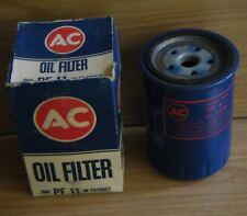 65 1965 Chevy II Nova SS 327 NOS L79 GM AC PF11 Oil Filter Blue/Red Graphics OEM