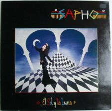 SAPHO  (LP 33 Tours)   EL SOL Y LA LUNA