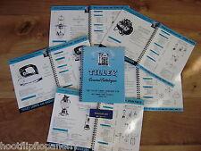 TILLEY GENERAL CATALOGUE X246 R1 FL6 KL80 R55 IL47 LAMP HEATER REPRODUCTION