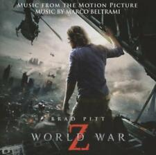 World War Z (Score) von Ost,Marco Beltrami (2013), Neu OVP, CD