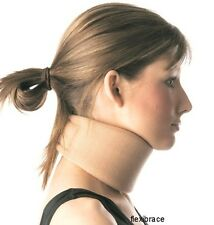 Cervical Collar Soft Neck Support Brace New by Flexibrace®