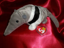 TY Beanie Baby ANTS the Anteater RETIRED NWMT