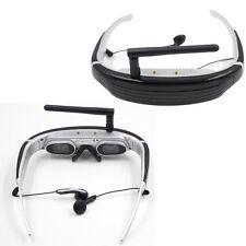 2000m 5.8GHz 40CH Wireless FPV Goggles Video Glasses Eyewear AV-IN & FPV-IN