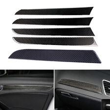 5pc Dashboard Console Door Storage Glover Box Trim Strip Fit For Audi A4 B8 Q5