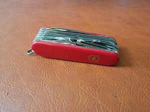 Victorinox Swisschamp 91mm Swiss Army Knife Great Condition! 019t