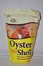 Manna Pro Crushed Oyster and Coral Shell Calcium Chicken Turkey Poultry 5 Pounds