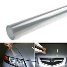 30x120cm Transparent Car Headlight Brake Tail Light Tint Vinyl Wrap Film Sheet
