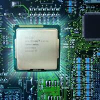 QTY Intel CPU i5-3570K Quad-Cores 3.40Ghz LGA1155 SR0PM The CPU processor