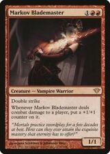 * Foil * MTG Markov Blademaster NM - Dark Ascension