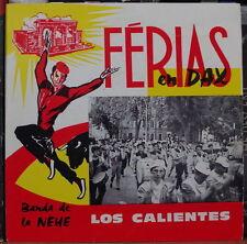 """LOS CALIENTES FERIAS EN DAX BANDA DE LA NEHE 45t 7"""" FRENCH EP"""