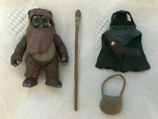 Star Wars Vintage Collection Wicket Ewok VC27 Action Figure Hasbro 2011