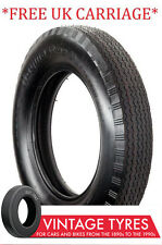 500/525-16 WAYMASTER CLASSIC VINTAGE TYRE *NEW* AUSTIN 7 10 12