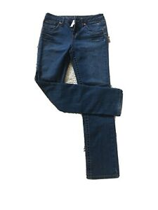Justice Girls Jeans Sz 14R