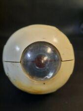 Vintage Eyeball Anatomical Model Pharmaceutical Model