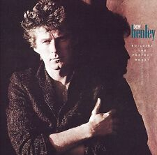 (CD) Don Henley - Building The Perfect Beast
