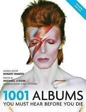 1001: Albums You Must Hear Before You Die by Robert Dimery (Paperback, 2016)
