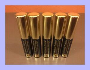 5 x Estee Lauder Sumptuous Extreme Lash Multiplying Volume Mascara #01 Black