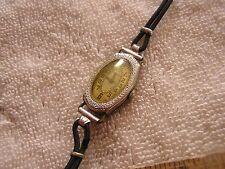 Vintage Art Deco Bulova Women's Watch AP 14K Gold Filled