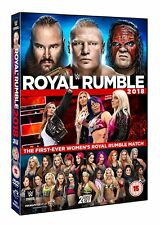 WWE Royal Rumble 2018 2x DVD deutsch