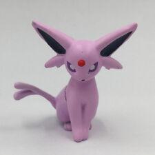 Pokemon Go Espeon action figure toys Monster Collection eevee family 5cm