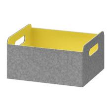 Ikea Besta Box Yellow 503.098.41