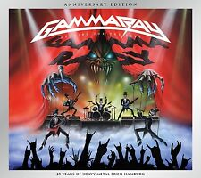 GAMMA RAY - HEADING FOR THE EAST (ANNIVERSARY EDITION) 2 CD NEU