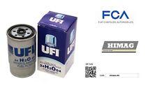 UFI 24.H2O.04 Filtro Gasolio Alfa Romeo 147 156 Fiat Mulitpla Stilo 1.9 JTD
